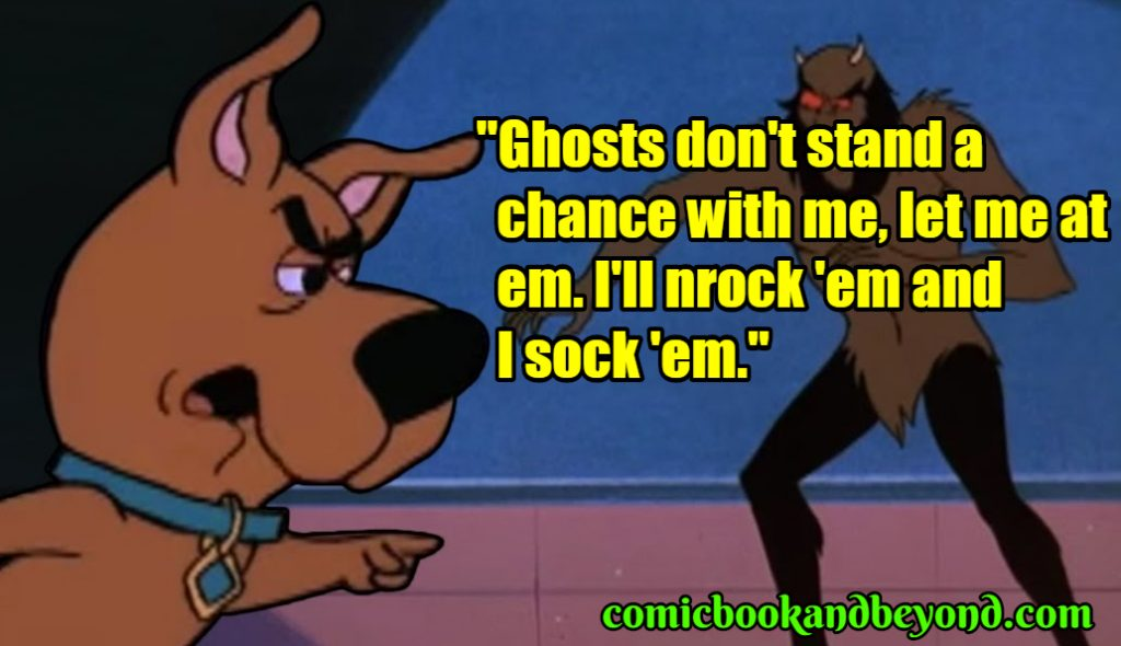 Scrappy-Doo quotes