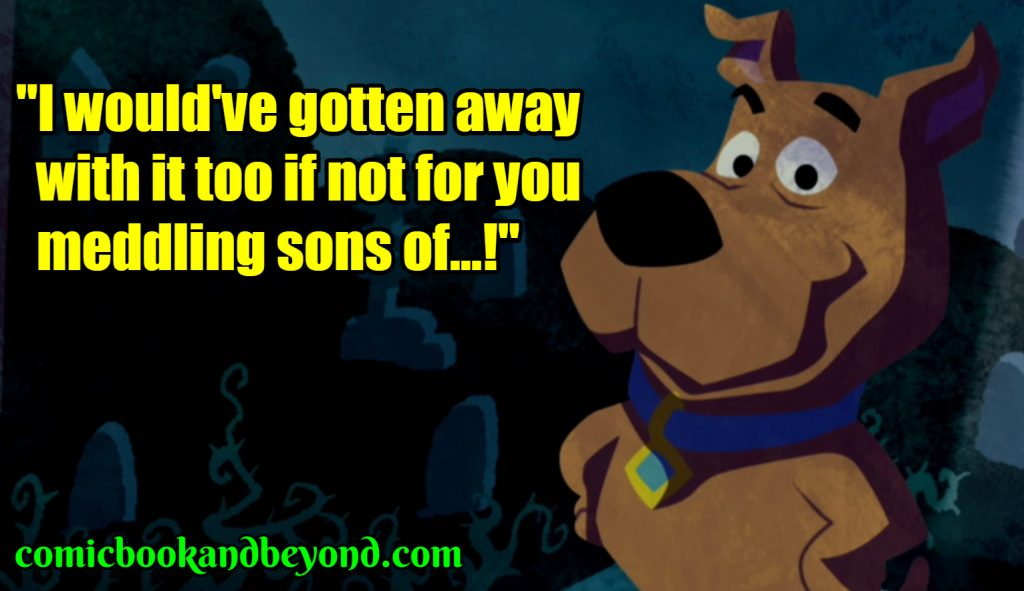 Scrappy-Doo saying