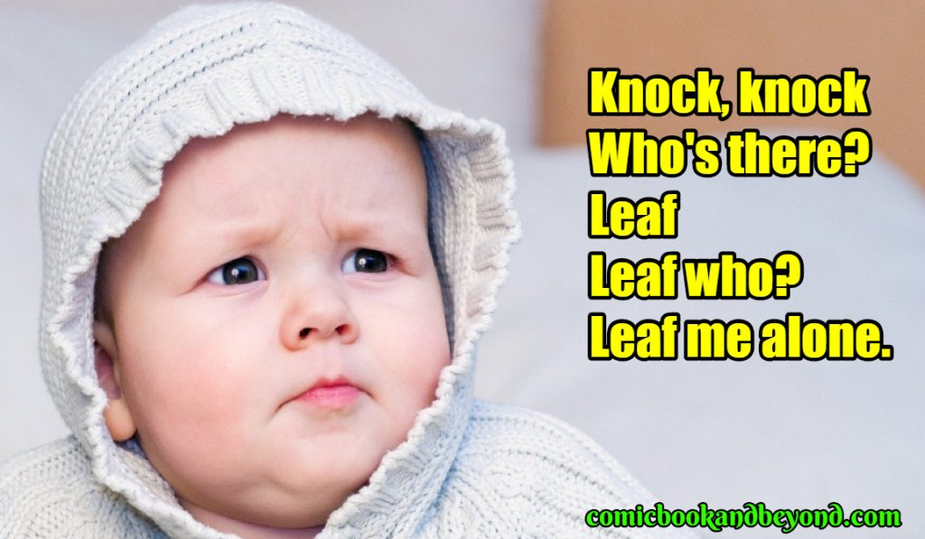 famous knock knock jokes for kids