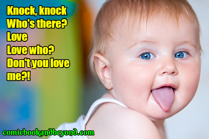 funny knock knock jokes for kids