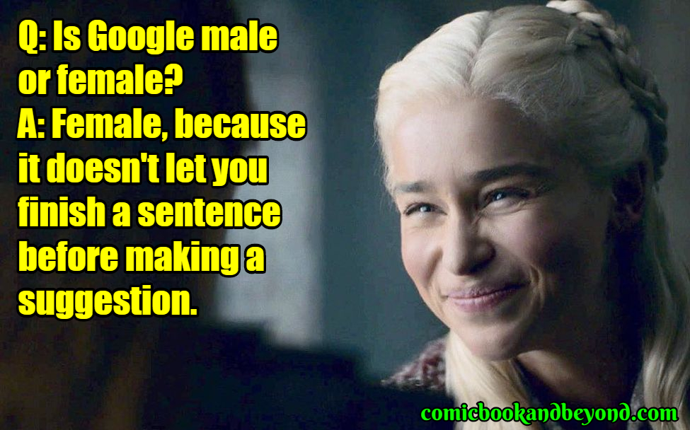 80+ Sexist Jokes That You Can Think and Laugh! - Comic Books & Beyond