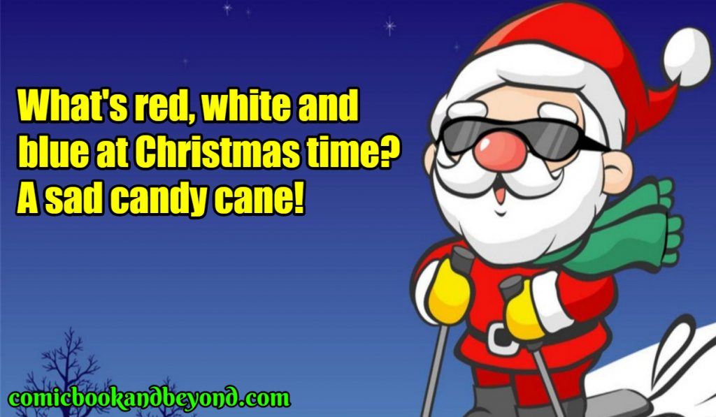 popular christmas jokes for kids