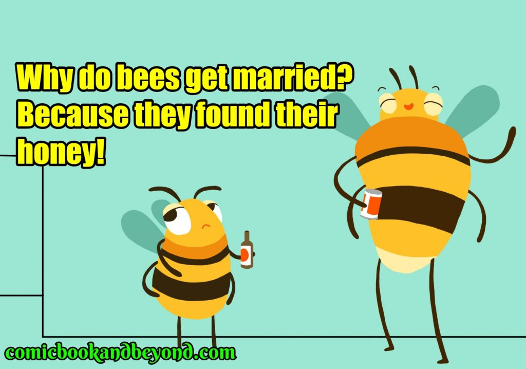 best bee jokes