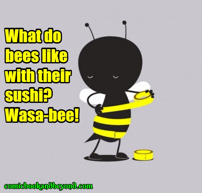 funny bee jokes