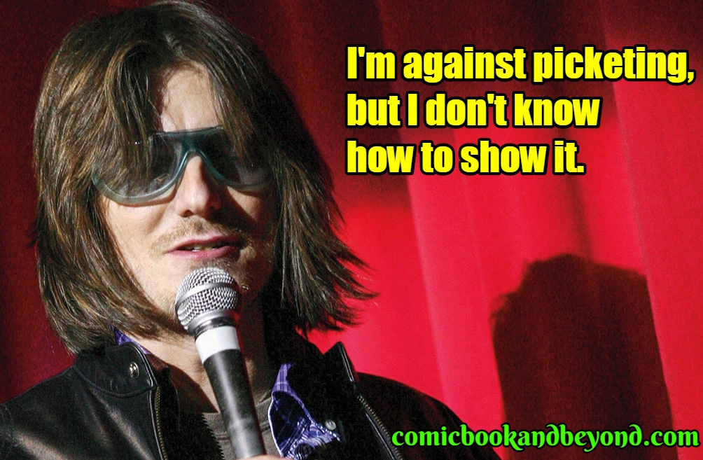 funny mitch hedberg jokes