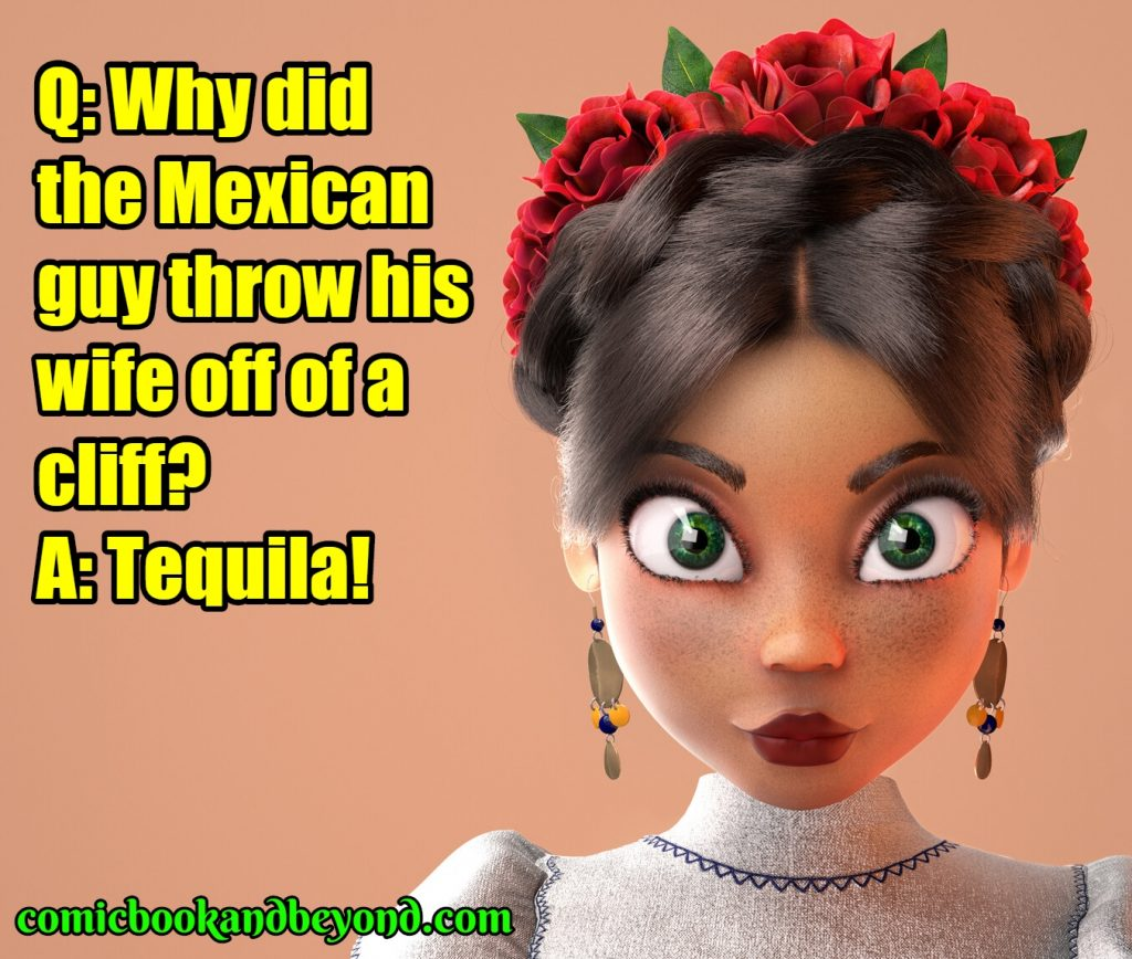 funny racist mexican jokes