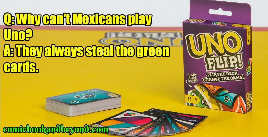 racist mexican jokes
