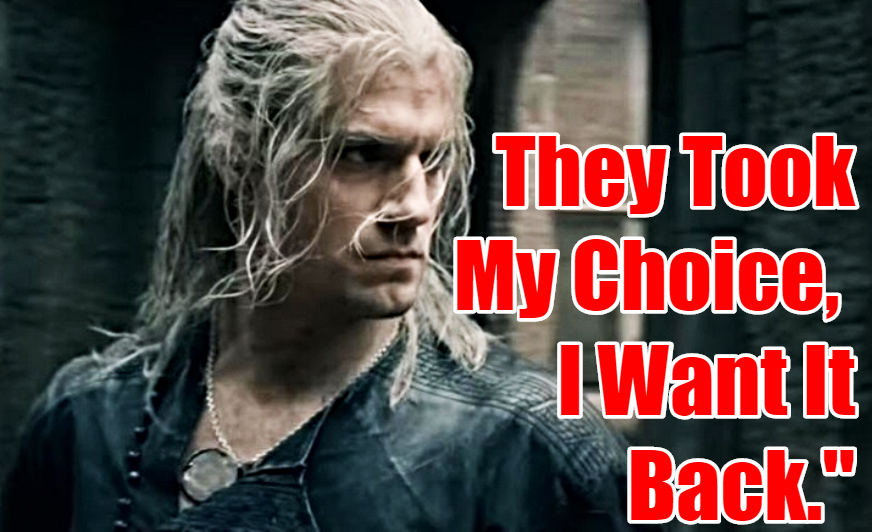 Witcher Famous Quotes